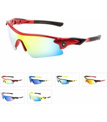 khan half frame kids teen age 8-16 boys youth cycling sport baseball sunglasses