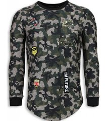 john h 23th us army camouflage shirt