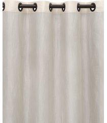 cortina  santista 180x280 cusco linho - bege - dafiti