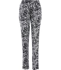 pantalone in jersey (nero) - bpc bonprix collection