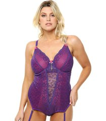 body violeta playboy amelie plus