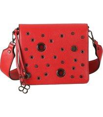 bolsa fedra f5510 vermelho