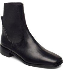 vernazza black vacchetta shoes chelsea boots svart atp atelier