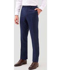 pantalón formal azul trial
