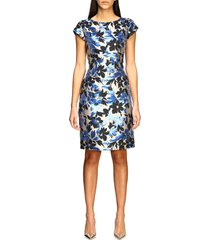boutique moschino dress boutique moschino dress in floral pattern brocade