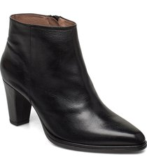 m-4407 shoes boots ankle boots ankle boot - heel svart wonders