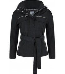 happyrainydays regenjas exclusive twill biker jacket broadway black-m