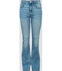 bootcut bailey jeans - ljusblå