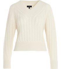 theory textured pullover sweater