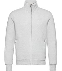 ol classic track top sweat-shirt trui wit superdry