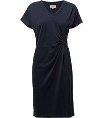dyveke dress kort klänning blå minus