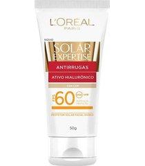 protetor solar facial com cor loreal paris antirrugas fps 60