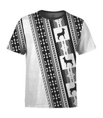 camiseta masculina étnica tribal md03