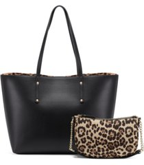 inc international concepts zoiey 2-for-1 tote, created for macy's