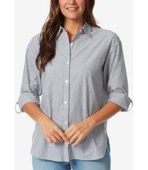 gloria vanderbilt amanda shirt