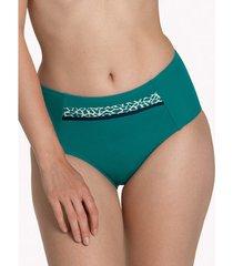 bikini lisca hoge taille zwemkleding kousen utila