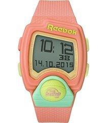 reloj pump pl coral reebok