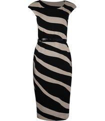 blasone zebra jurk