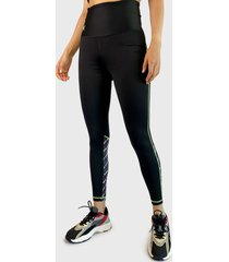 legging everlast long band nifty negro - calce ajustado