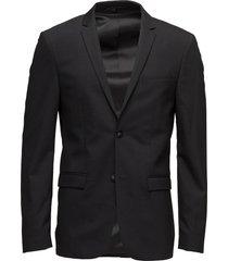 tirrell-bm stretch w blazer colbert zwart calvin klein