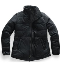 chaqueta merriewood reversible negro the north face
