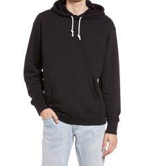 men's bp. fleece hoodie, size xx-small - black