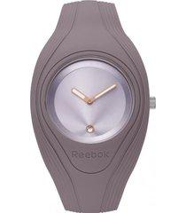 reloj  serenity precious gris oscuro reebok