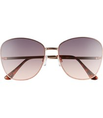 women's bp. square sunglasses -