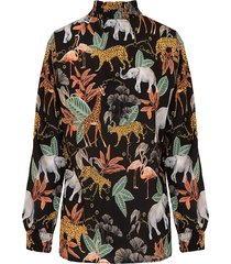 jungle blouse dames
