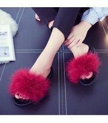 pantuflas de mujer zapatillas de invierno cálido para mujer