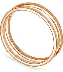 kendra scott bennet band ring, size 5 in rose gold vermeil at nordstrom