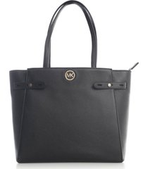 carmen lg belted tote
