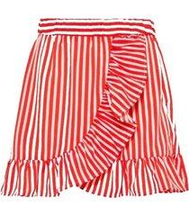 lmtd rood gestreepte rok kaya