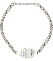 1017 alyx 9sm buckle chain necklace - gry0002