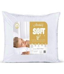 travesseiro altenburg soft branco 50x70cm - multicolorido - dafiti