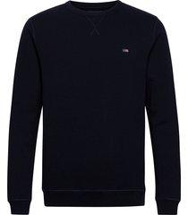 mateo sweatshirt sweat-shirt trui blauw lexington clothing