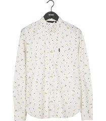 antwrp shirt off white wit