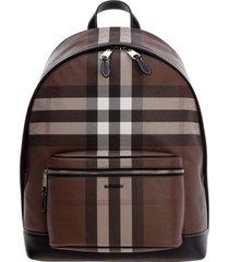 burberry skull backpack
