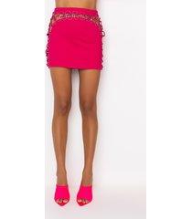 akira make your move cutout mini skirt