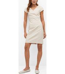 tailored short dress