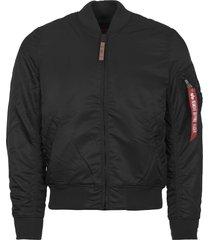 alpha industries black ma-1 vf59 classic bomber jacket 191118-03