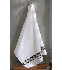 toalha de rosto dohler, premium branco