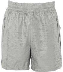 reflecterende track shorts