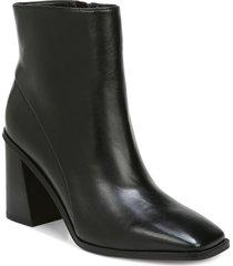 women's sarto by franco sarto vallah bootie, size 5 m - black