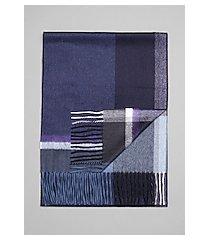 jos. a. bank colorblock cashmere scarf