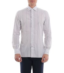 isaia shirt fano mix