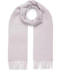 fringe cashmere scarf