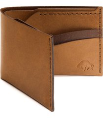 ezra arthur no. 6 leather wallet in whiskey at nordstrom