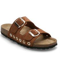 cl legacy shoes sneakers flat sandals brun reebok classics
