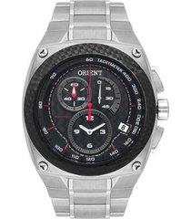 relógio orient speedtech ers mtftc002 titanio masculino